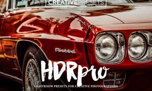 10 HDR PRO - Lightroom Presets - CM 327185