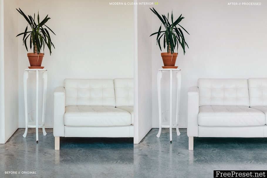 12 Modern Interior Presets + Mobile 3479039