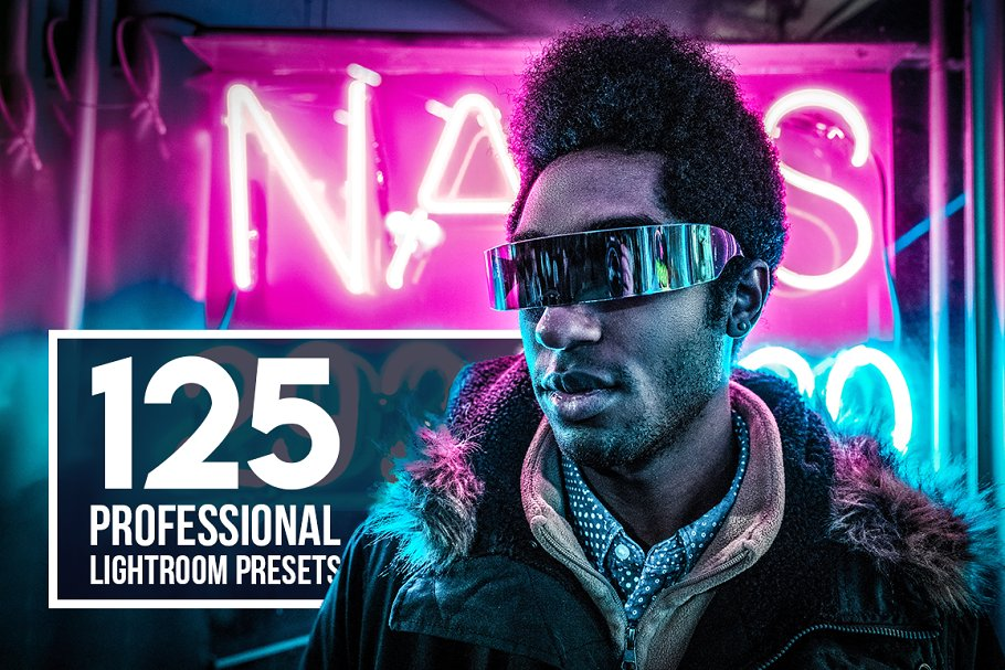 125 Professional Lightroom Presets 2481841
