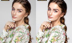 20 Beauty Retouch Lightroom Presets