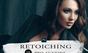 23 Pro Portrait Retouching Photoshop 3621300