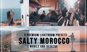 5 Salty Morocco Lightroom Presets 3710420