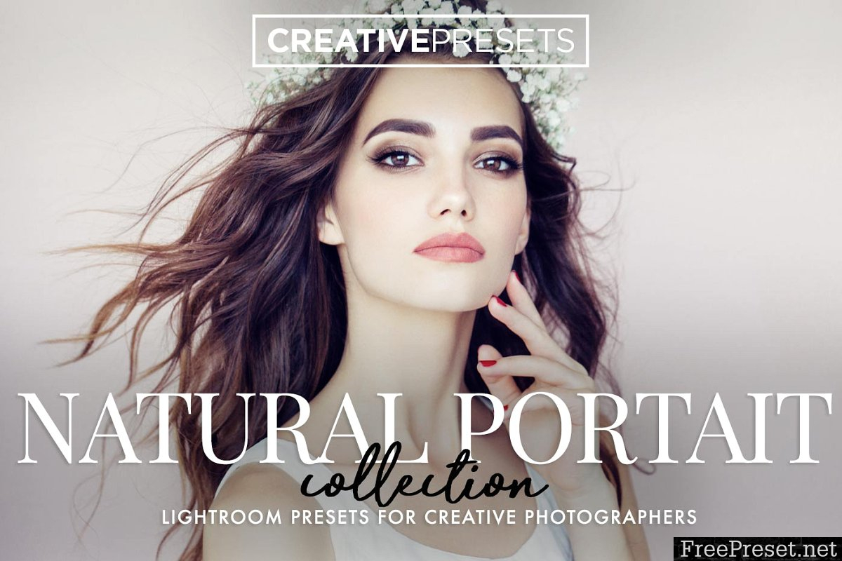 60 Natural Portrait Lightroom Preset 2429028