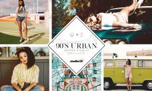 90s Urban Lightroom Preset 3713798