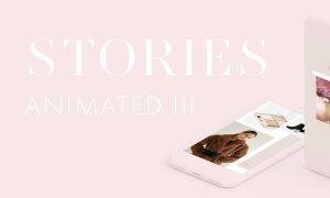 ANIMATED Instagram Stories Pack III 3500363
