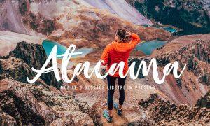 Atacama Mobile & Desktop Lightroom Presets 56XJG2H