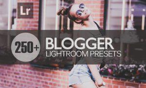 Blogger Lightroom Presests bundle 3675120
