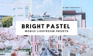 Bright Pastel Lightroom Presets 3598368