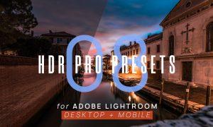 C8 HDR Pro Presets for Lightroom 3617700