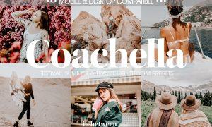 Coachella Mobile Lightroom Presets 3703793
