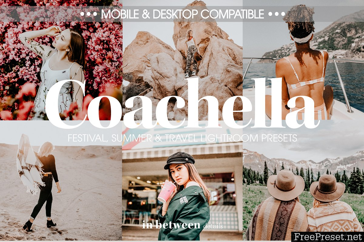 Coachella Mobile Lightroom Presets 3703793