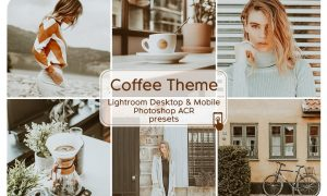 Coffee Theme Lightroom Presets 2880575