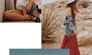 Emily Vartanian – Cali Girl (Mon Cherie) Preset Pack