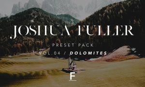 Joshua Fuller Preset Pack Vol.04 2545957