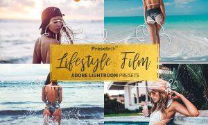 Lifestyle Film Lightroom Presets 2506811