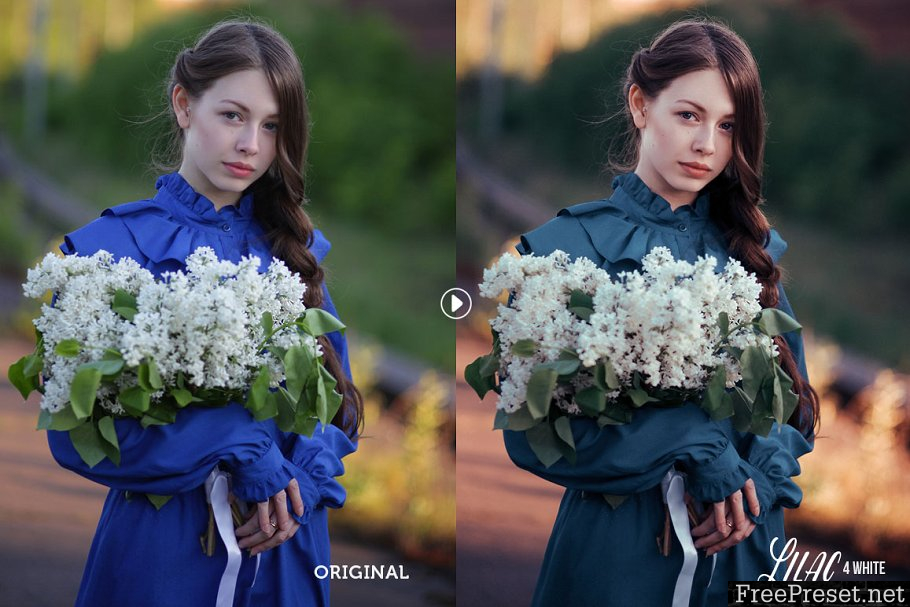 Lilac - 17 Toning Lightroom Presets 278633