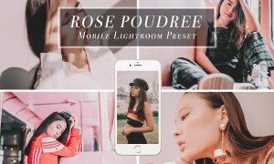 Mobile Lightroom Presets ROSE 3613818