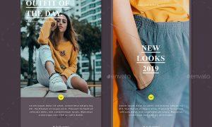 Modern Fashion Instagram Story Vol 2 23503469