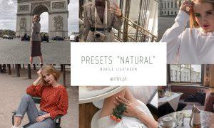 Natural Lightroom preset mobile 3591519