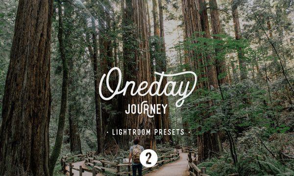 Oneday Journey 2 Lightroom presets 2166797