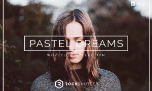 Pastel Dreams Lightroom Presets - CM 522280