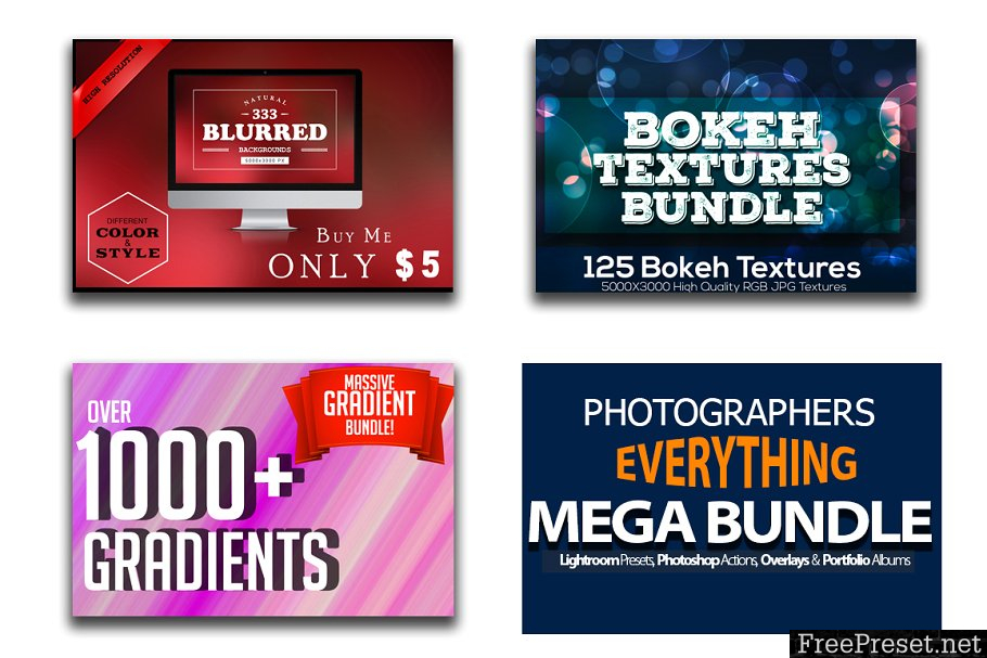 Photographers Everything Mega Bundle - CM 513263