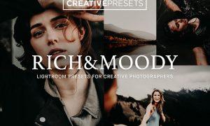 Rich & Moody Lightroom presets CX9G5QD