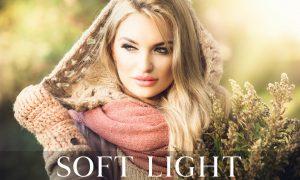 Soft Light Mobile & Desktop Lightroom Presets MS8N52K