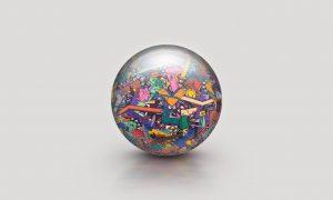 Sphere Maker Photoshop Action 42HTA67