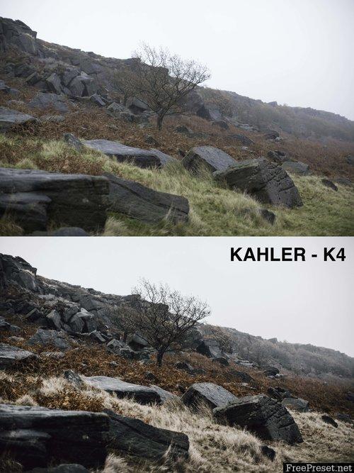 Tom Kahler K4 LR Presets