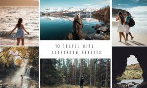 Travel Girl LR presets for Instagram 2429024