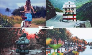 Travel Photoshop Actions 3624299