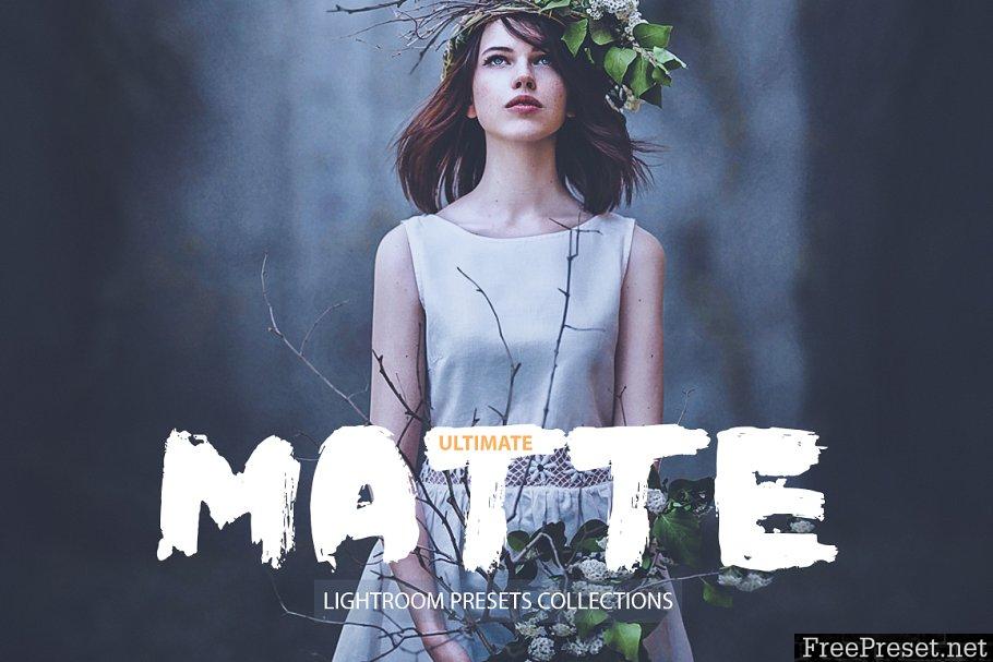 Ultimate Matte Lightroom Presets 1590268