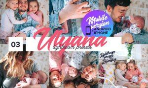 ULYANA - Mobile Lightroom Presets