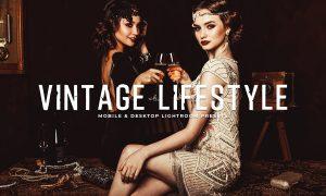Vintage Lifestyle Lightroom Presets 3633772