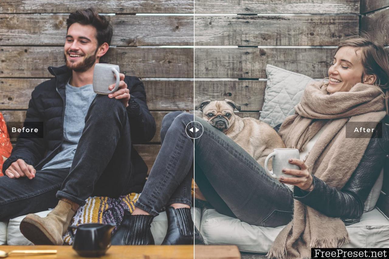 Weekend Mobile & Desktop Lightroom Presets TPG9CAH