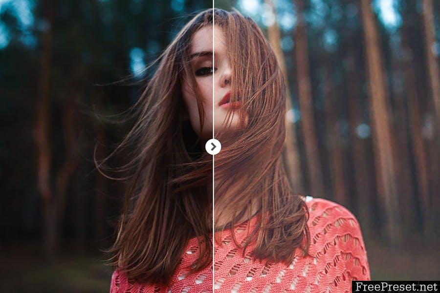 10 Insta Filter Lightroom Presets NBUGCN