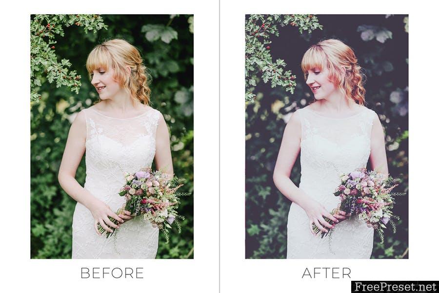 25 Bridal Photoshop Actions RKMZ9U