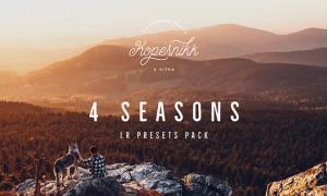 4 Seasons by Kopernikk Lightroom/ACR/Mobile Presets