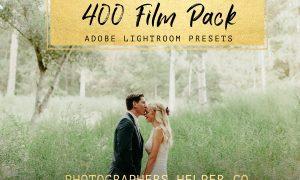 400 Film LR Preset Pack 2379908