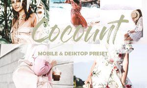 5 Mobile and Desktop Lightroom Presets Cocount 23854921