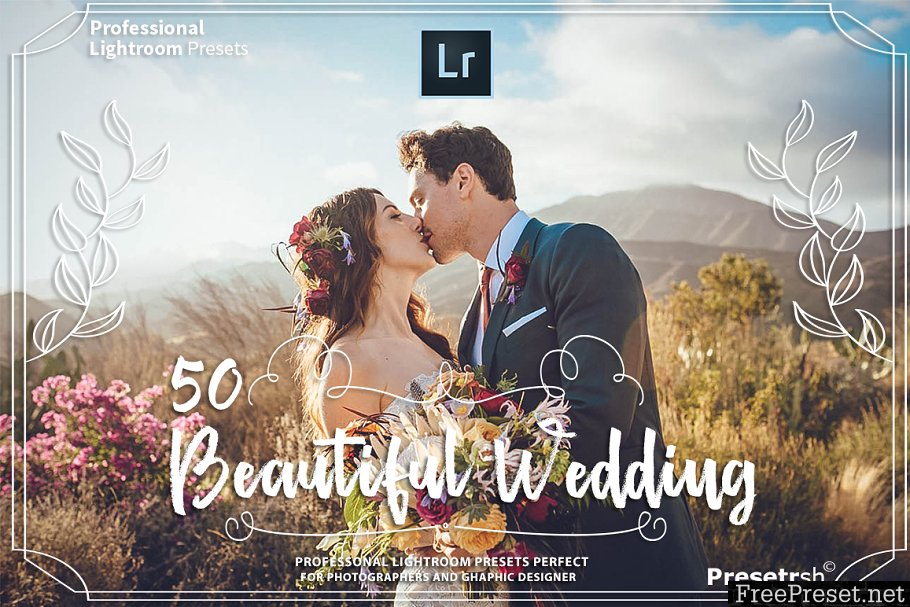 50 Pro Wedding Presets Collection 2395838