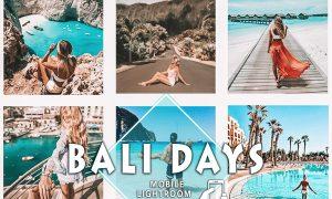 6 Mobile Lightroom Presets Bali Days 3736642