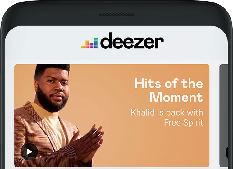"Deezer rebrands to appear more ""human and inviting"""