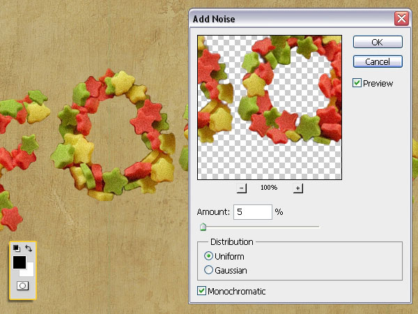 How to Create a Stars Candy Text Effect in Adobe Photoshop 30