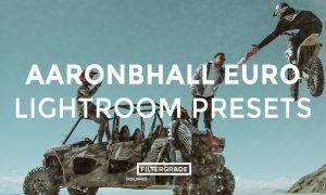 Aaron Brimhall Euro Lightroom Presets