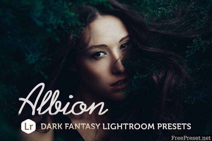 Albion Dark Fantasy Lightroom Presets Z65WU2
