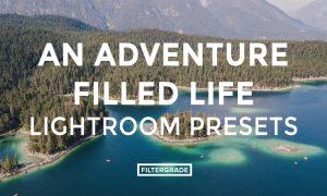 An Adventure Filled Life Lightroom Presets