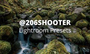 AOV X 206 SHOOTER V2 LIGHTROOM PRESET PACK