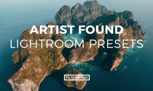 Artist Found Lightroom Presets